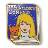 jane mount book pin 'the golden compass'