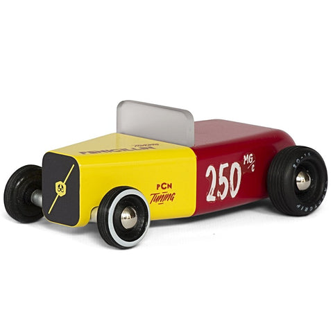 CANDYLAB 'PENICILLIN' TOY CAR