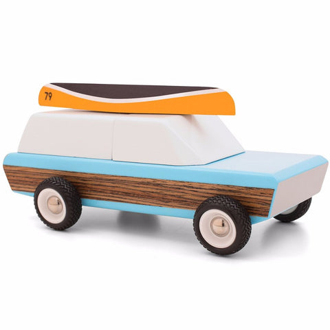 CANDYLAB 'PIONEER' TOY CAR