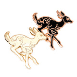 LOST LUST SUPPLY 'NIGHTFALL FAWN' ENAMEL PIN
