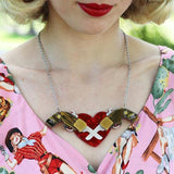 erstwilder necklace 'holstered love'