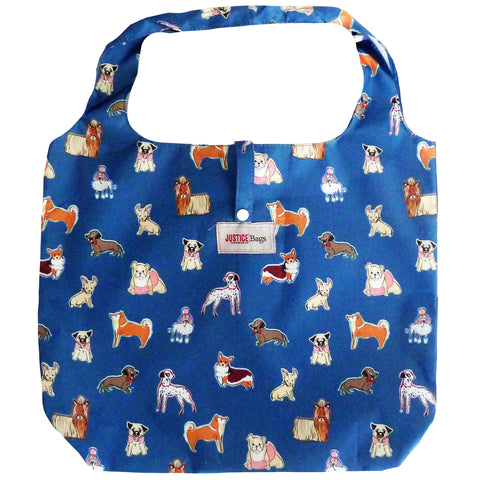gifted hands shopping bag 'fido'