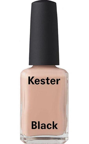 kester black nail polish 'in the buff'