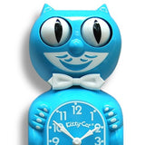kit-cat clock 'scuba blue' small