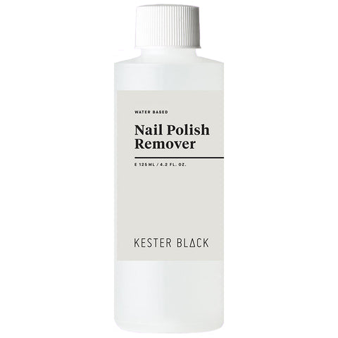 kester black nail polish remover 'water based'