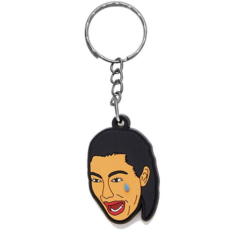 pro and hop key ring 'kim crying'