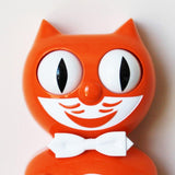 kit-cat clock 'pumpkin delight'