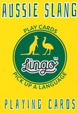 ginger fox game 'lingo playing cards aussie slang' - the-tangerine-fox