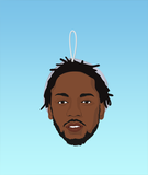 pro and hop air freshener 'kendrick' - the-tangerine-fox