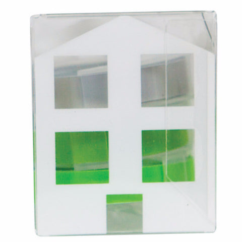 motex embossing tape house 'greenhouse'