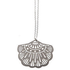 POLLI CLEMENTINE PENDANT NECKLACE SS