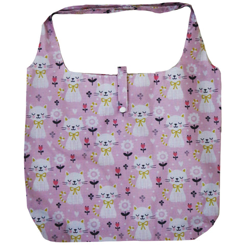 gifted hands shopping bag 'purr'