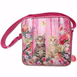 de kunstboer square bag 'cats'