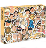 tiger king 500 piece puzzle