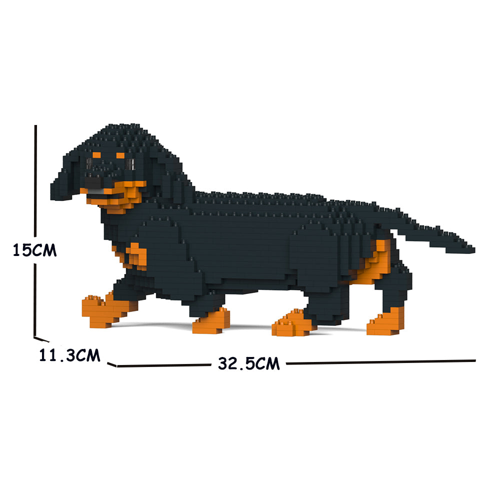 jekca kit 'dachshund walking'