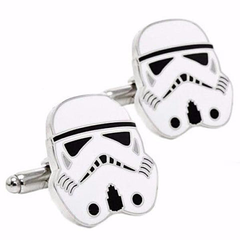cufflinks 'storm trooper'