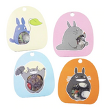 totoro stickers '60 pouch pack' yellow