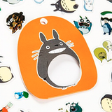 totoro stickers '60 pouch pack' orange