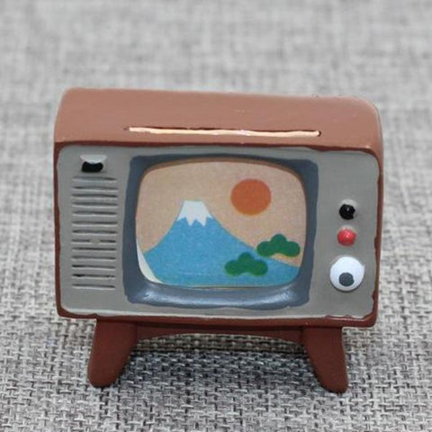 miniature 'japanese tv'