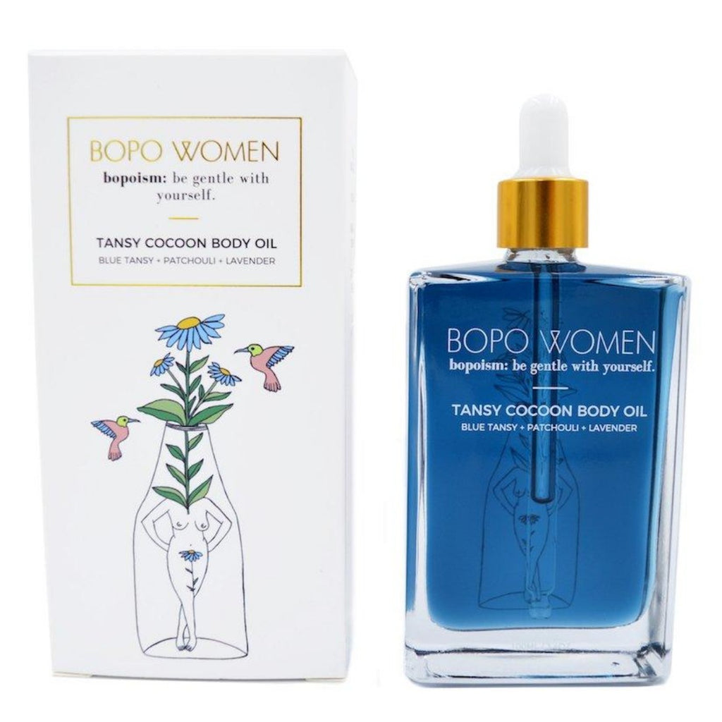 bopo women 'body oil' tansy cocoon