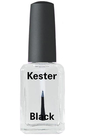 kester black nail polish 'breathable base coat' - the-tangerine-fox