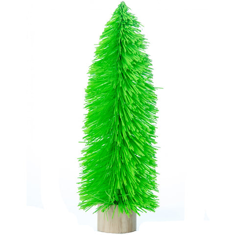 acorn & will mini christmas tree 'kitsch green' large - the-tangerine-fox