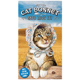 archie mcphee 'cat bonnet'