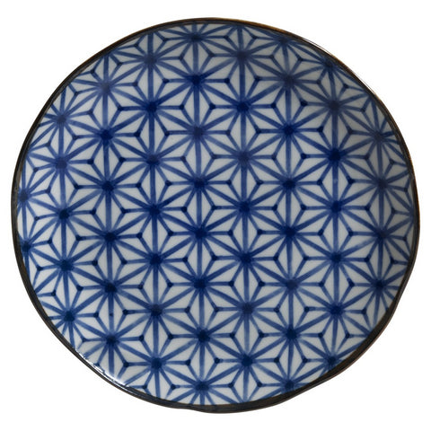 concept japan 'asanoha' dinner plate - The Tangerine Fox