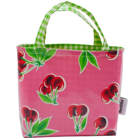 BenElke mini tote bag 'pink cherry'