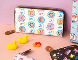 bentoy wallet 'kitsch faces'