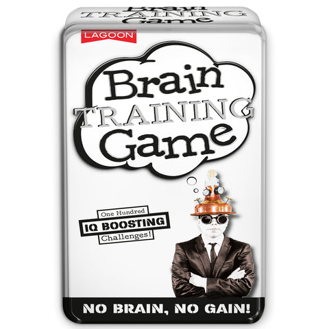 lagoon 'brain training game'