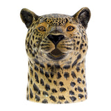 quail ceramics jug 'leopard' medium