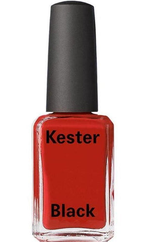 kester black nail polish 'cherry pie'