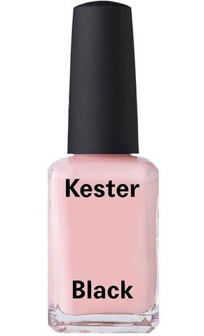 kester black nail polish 'coral blush'
