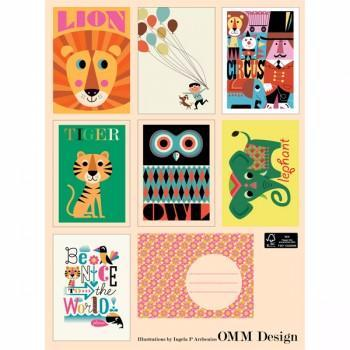 OMM DESIGN 'MINI PRINT SET'