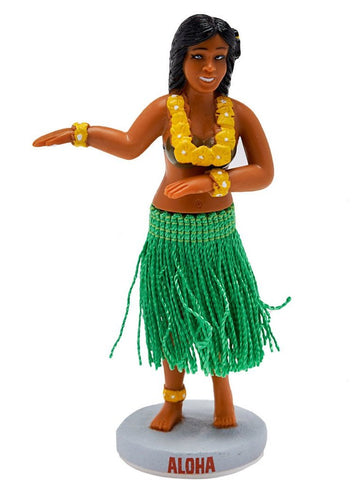ARCHIE McPHEE 'DASHBOARD HULA GIRL'