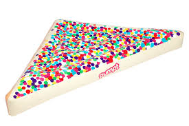 pumpt inflatable 'fairy bread lie on'