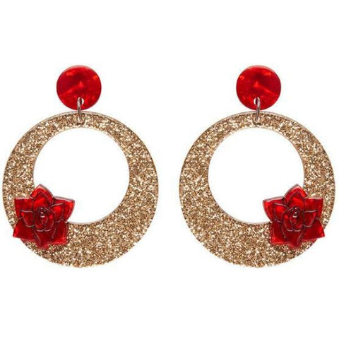 erstwilder earrings 'el pendiente'
