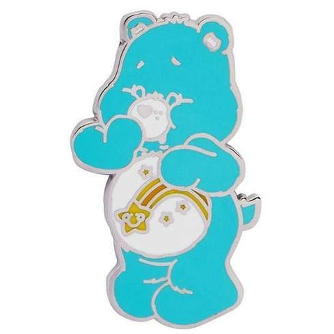 erstwilder enamel pin 'wish bear'