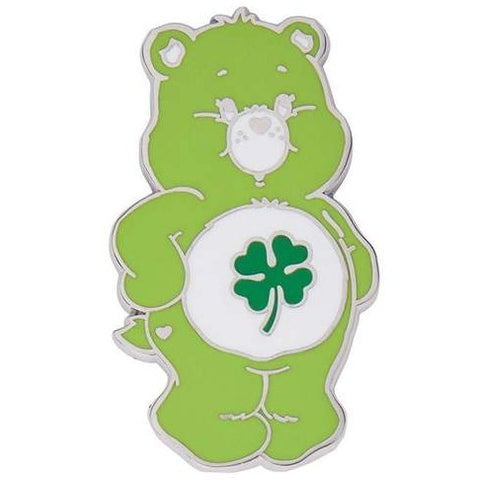 erstwilder enamel pin 'good luck bear'
