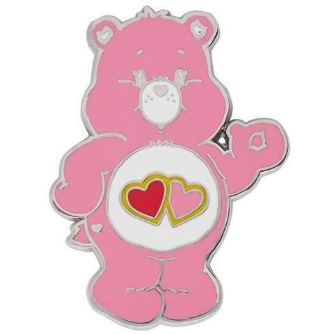 erstwilder enamel pin 'love-a-lot bear'