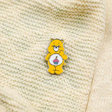 erstwilder enamel pin 'birthday bear'