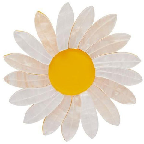 erstwilder brooch 'she loves me daisy'