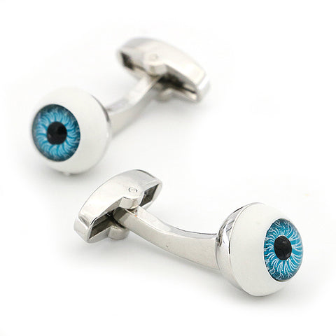 cufflinks 'eyebal'