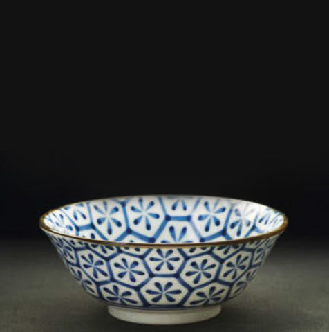 concept japan single bowl 'hanakikkou' - the-tangerine-fox