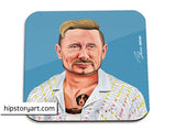 hipstory coaster 'vladimir putin' - the-tangerine-fox