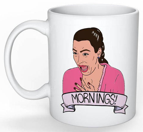 ex-girlfriends rebellion mug 'kim kardashian'
