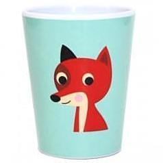 omm design melamine cup 'fox'