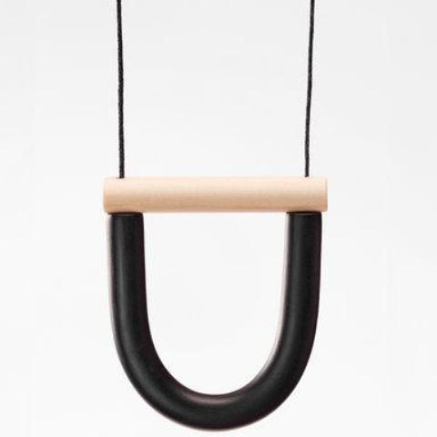 jack by sam necklace 'black timber'