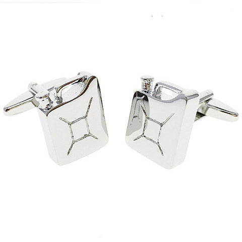 cufflinks 'jerry can' - the-tangerine-fox